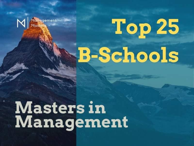 Top 25 MIM BSchools Details