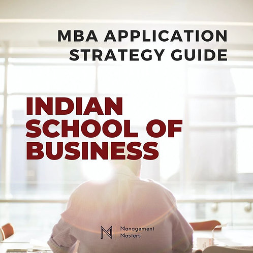 The Indian School of Business Strategy Guide