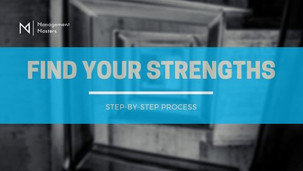 Self-Discovery: Finding Your Key Strengths