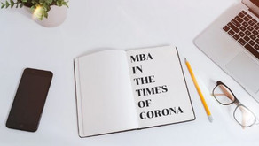 MBA in the Times of Corona