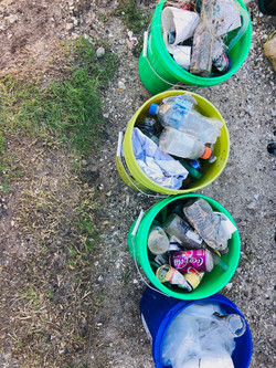 Buckets Full