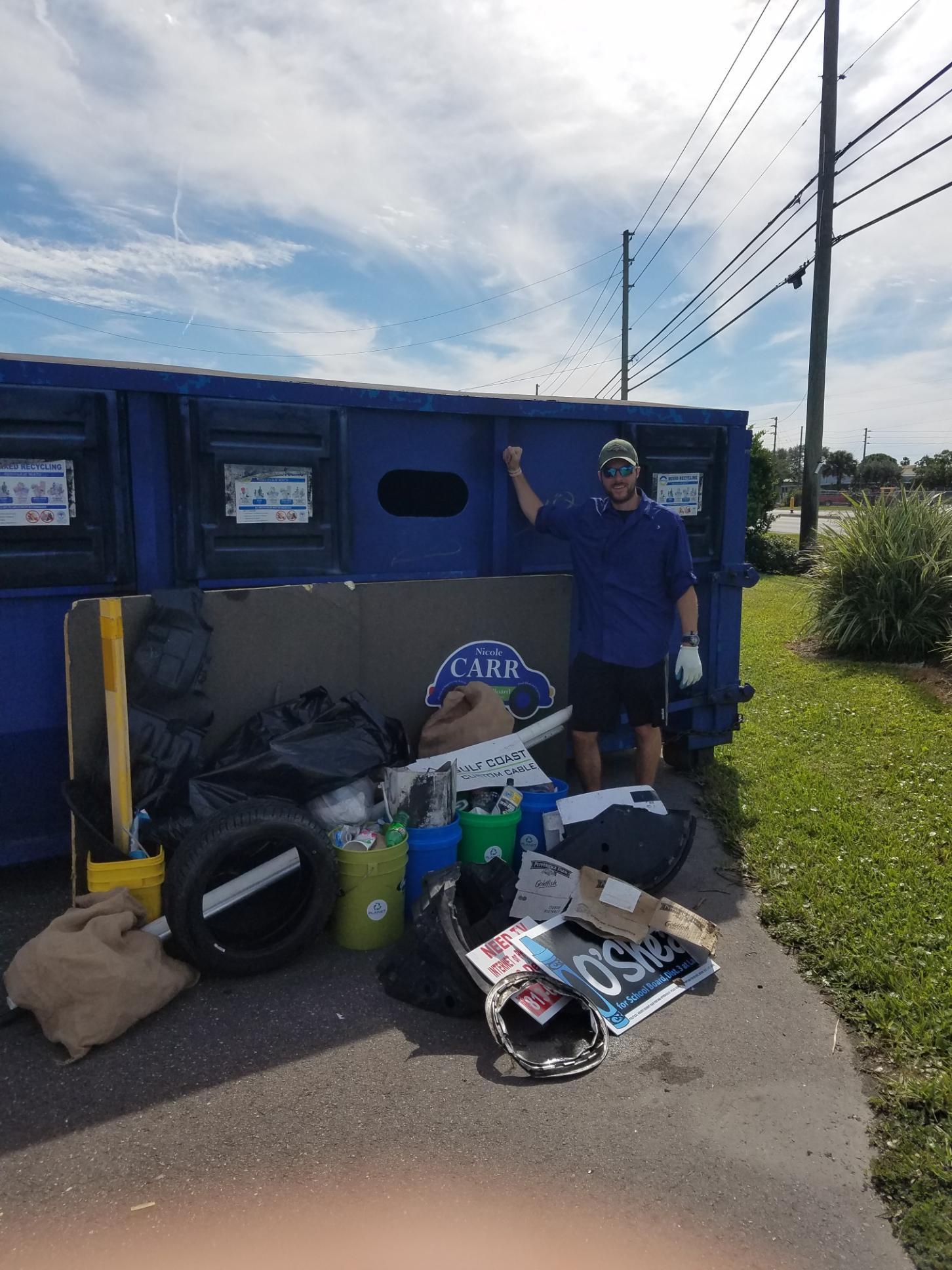 Chris w/Trash From Missouri Ave