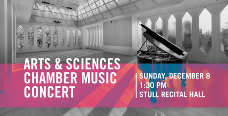12.2 Arts & Science Chamber Music Concer