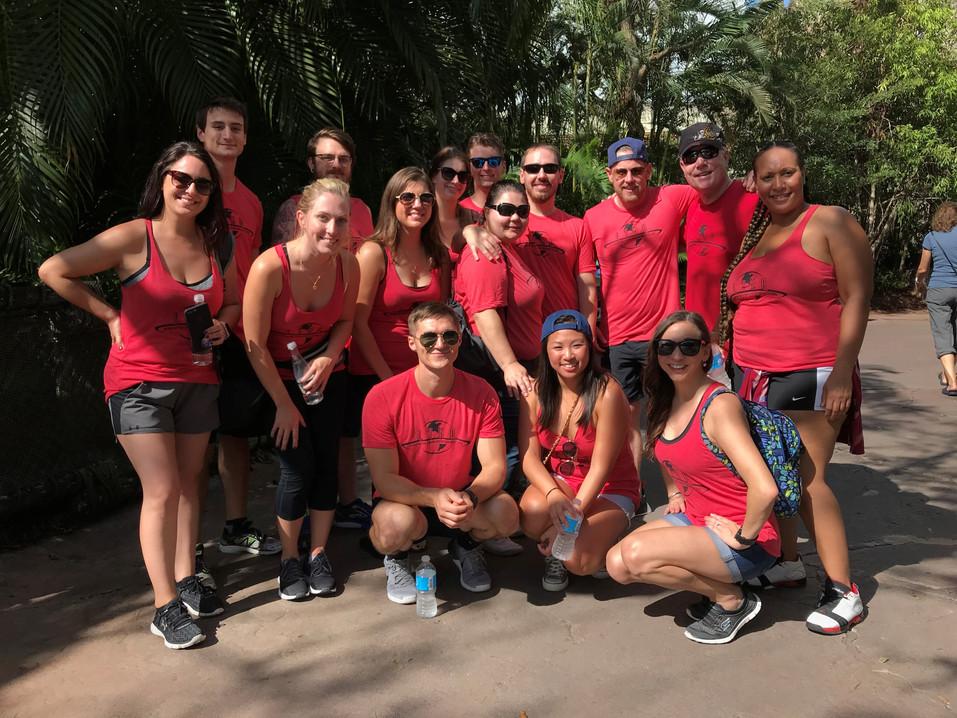 LINQ Orlando Trip 2017