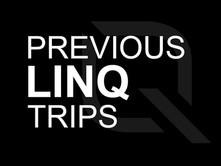 Previous LINQ Trips