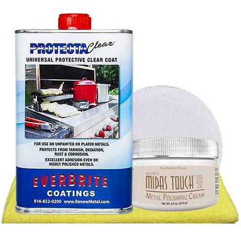ProtectaClear 470 ml Kit with 110 gm MAAS Polish