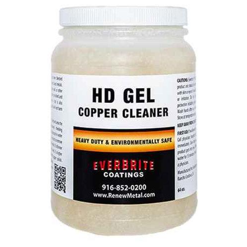 HD Copper Cleaning Gel 1.6 kg
