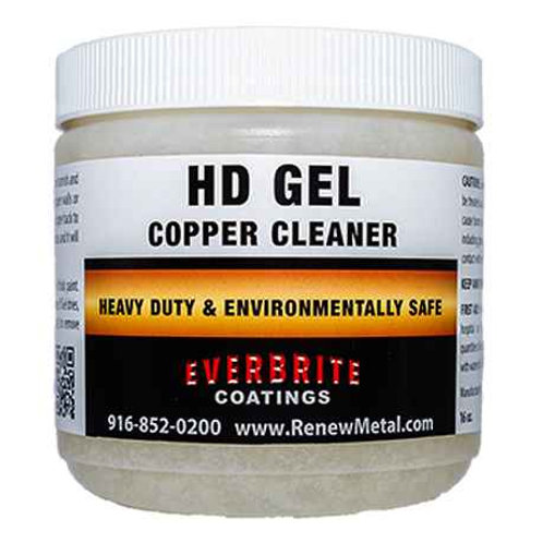 HD Copper Cleaning Gel 450 gm