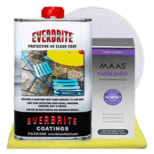 Everbrite Kit 440 ml with Polish