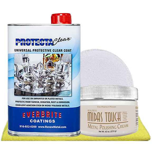 ProtectaClear 940 ml Kit  with 110gm Polish