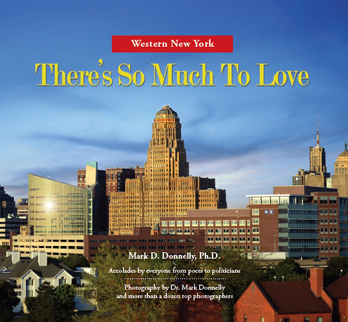 WNY: There's So Much To Love - Hardcover