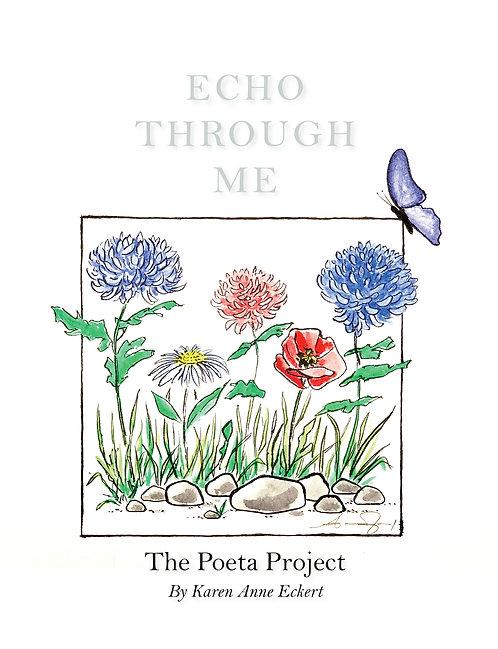 Echo Through Me - The Poeta Project