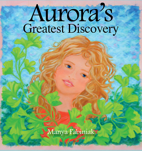 Aurora's Greatest Discovery - Hard Cover