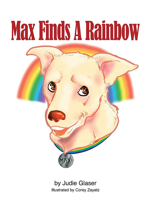 Max Finds A Rainbow