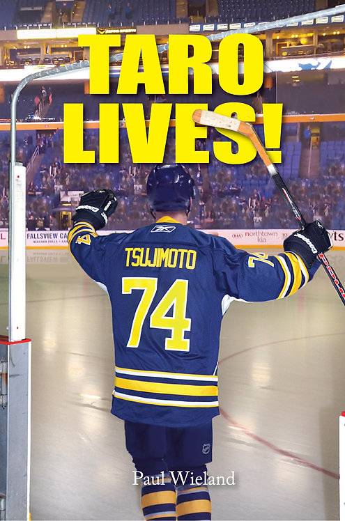 Taro Lives! Confessions of the Sabres Hoaxter