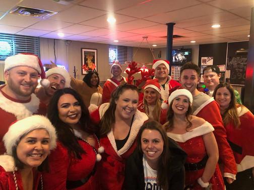 Ugly Santa Hat 2019