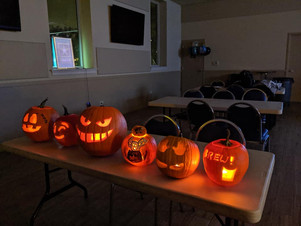 Post 690 Halloween Pumpkins