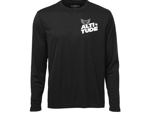 Long-sleeved ALTITUDE t-shirt - MEN