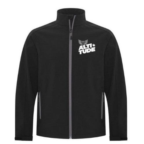 ALTITUDE soft shell jacket - MEN