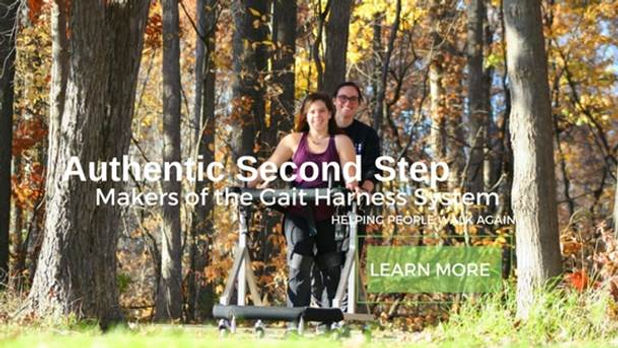 Financing & purchase options for the Second Step Gait Harness System
