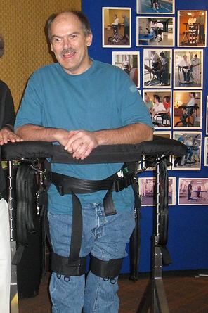 Gait Harness System II User Testimonials!   Second Step Inc.   Gait