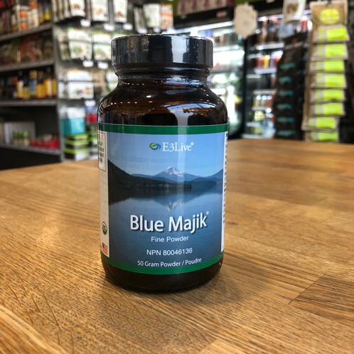 E3Live Blue Majik 50g fine powder