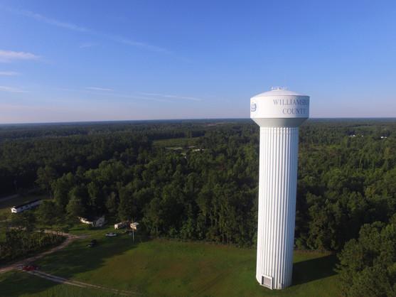 Williamsburg Water Tower