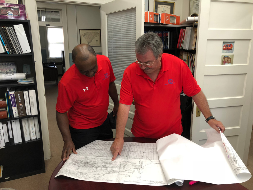 Checking over Sewer Designs