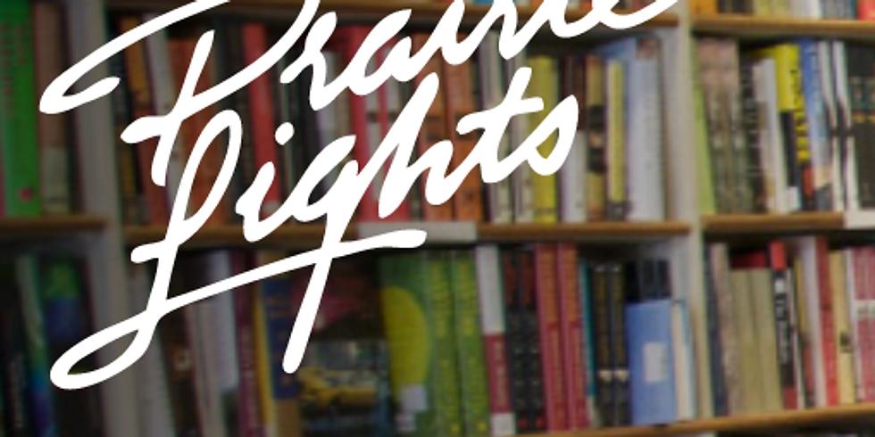 Reading at Prairie Lights, Iowa City