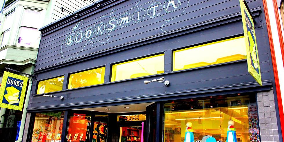 Reading at Booksmith, San Francisco