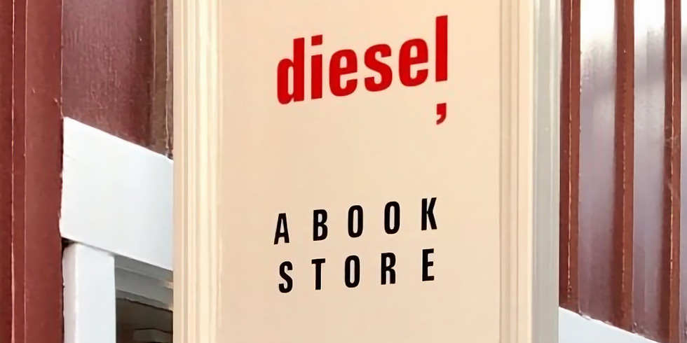 Reading and Signing Diesel Books, Brentwood