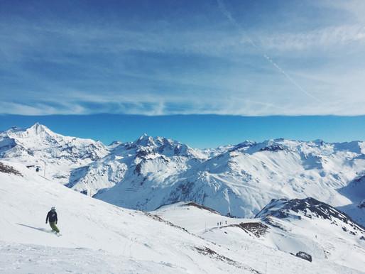 French Alps: A snowboarding wonderland