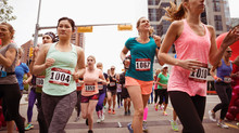 Is running helpful or harmful?