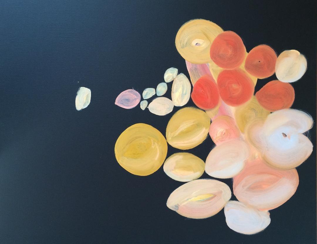 Boule univers, et les bulles s'échappent