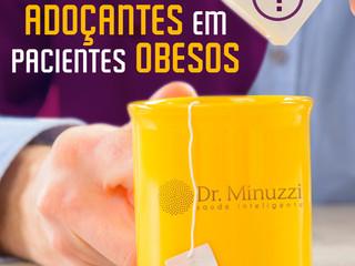 Uso de adoçante em pacientes obesos