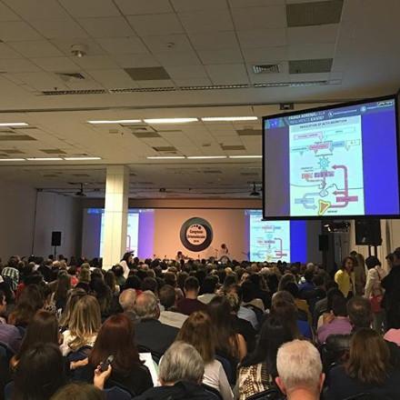 Palestra no Congresso de Ortomolecular 2016