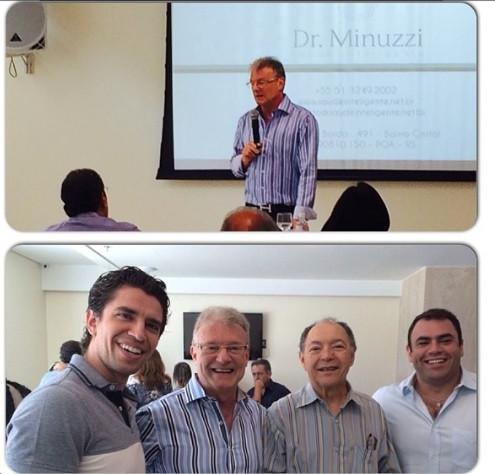 Curso Saúde Inteligente em Goiânia (2014)