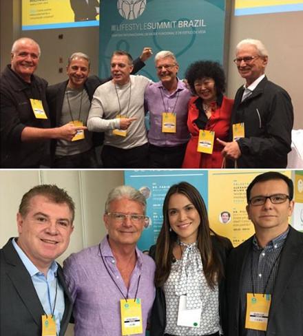 Palestra no III Lifestyle Summit Brazil (2016)