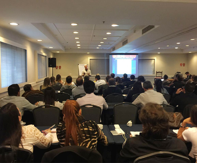 Curso avançado de Obesidade, Menopausa e Andropausa, em São Paulo (2016)