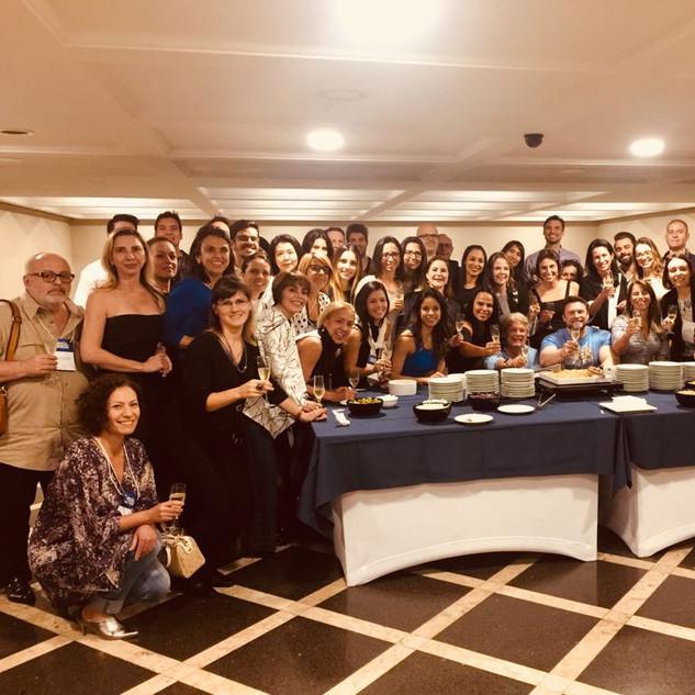 Imersão em Endocrinologia, em São Paulo (2018)