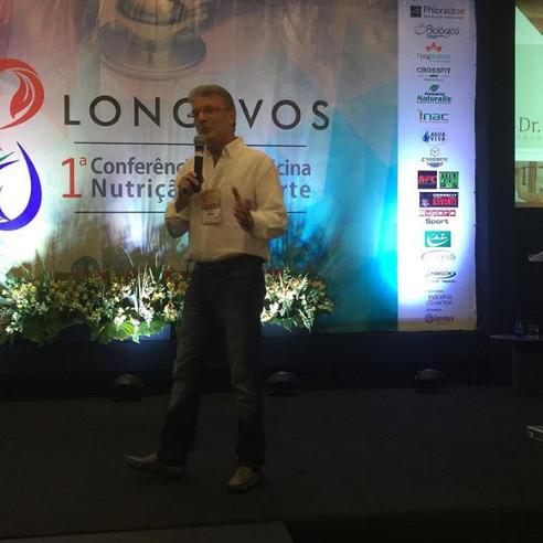 Conferência LONGEVOS, em Cuiabá (2015)