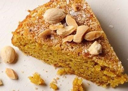 Vegan Orange & Almond Cake