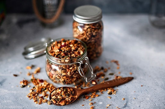 Vegan Buckwheat Granola