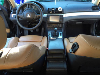 Basic Interior Cleaning
