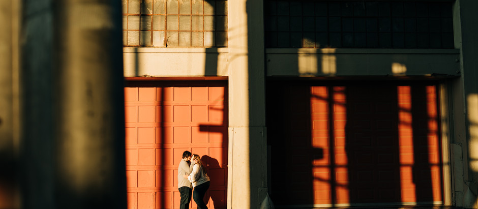Becca + Stephen Engagement