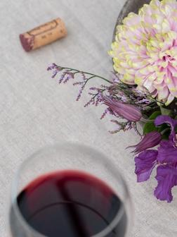 Stalen wijnkast sfeerbeeld
