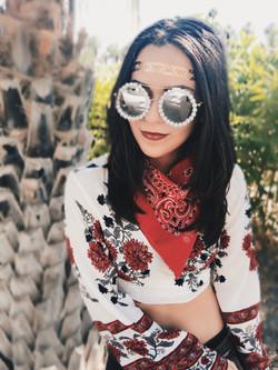 Obsessed Shades Sunglasses Pearl