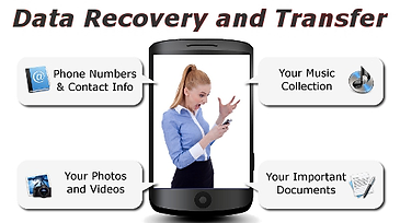 Data recovery and Phone transfer at The Cell Site Somerset Ky