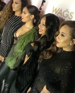 2017 WAGS Atlanta on E! Premiere Party