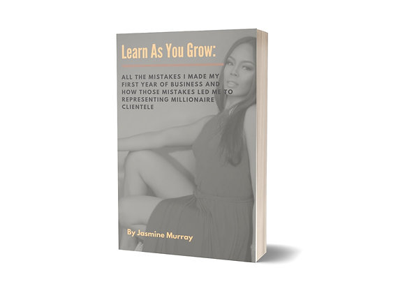 Learn As You Grow: How My Mistakes Led Me to Millionaire Clientele
